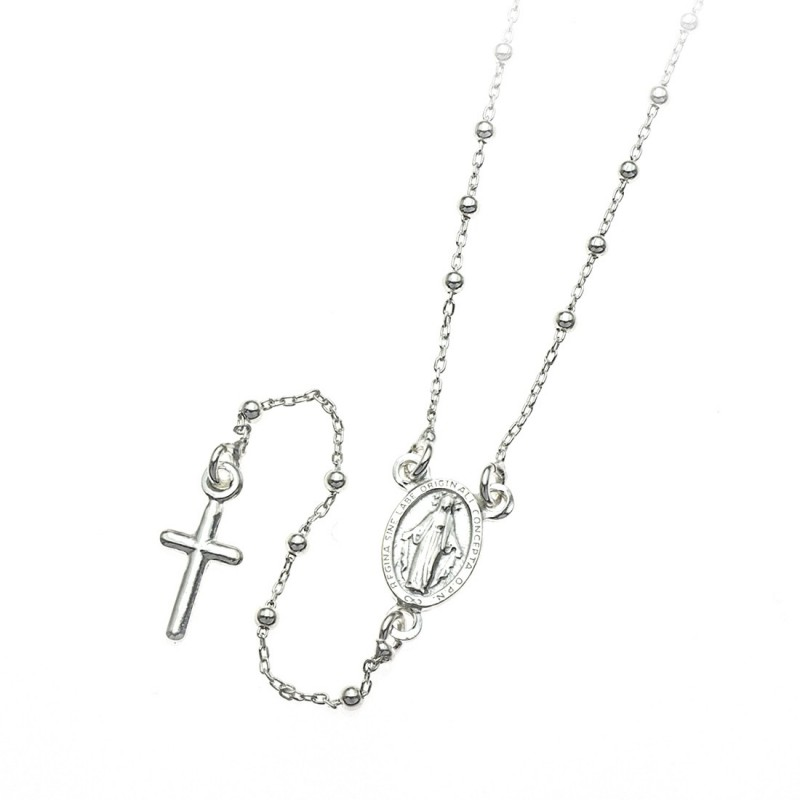 925 Silver Cross Medallion Virgin Guadalupe Cross Pendant Sterling Silver